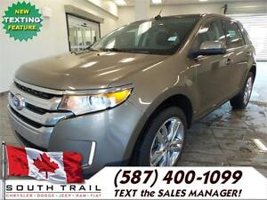 2013 Ford Edge Limited JUST REDUCED! MONTH END! MAKE AN OFFER!!