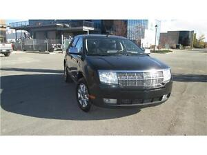 drive with a class 2008 lincoln mkx loaded $10995