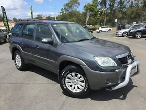 2006 Mazda Tribute Classic Grey 4 Speed Automatic 4x4 Wagon Southport Gold Coast City Preview