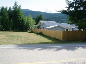 605 Cherry Avenue, Sicamous - In Town Building Lot