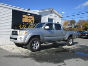 2007 Toyota Tacoma TRUCK Double Cab 4WD 5 PASSENGER 4.0 L