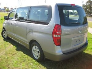 2013 Hyundai iMAX TQ MY13 Silver 4 Speed Automatic Wagon South Grafton Clarence Valley Preview