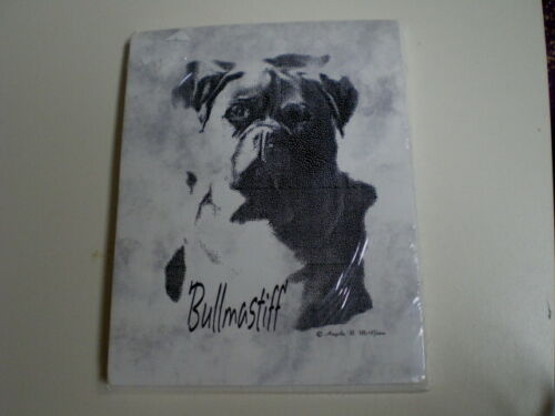 10 BULLMASTIFF Notecards & Envelopes NEW Dog NOTES Cards Angela McGraw TEN