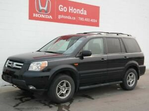 2008 Honda Pilot EX-L, LEATHER, 7 PASSENGER
