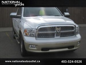 2011 Dodge Ram 1500 Laramie Long Horn Crew Cab Fully Loaded