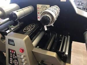 Speedstar Memjet 3000 Label Printer and Allan Datagraph i-Tech DF Sydney City Inner Sydney Preview