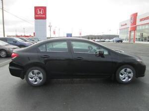 2013 Honda Civic Sdn LX St. John's Newfoundland image 6