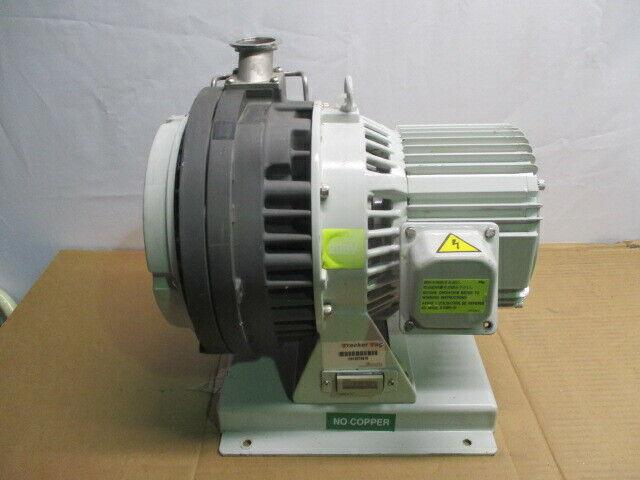 BOC Edwards GVSP30 Dry Scroll Pump, Yaskawa EELQ-8ZT Induction Motor, 101206