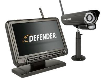 Defender Phoenixm2 Digital Wireless 7  Monitor Dvr Security System With Night Vi