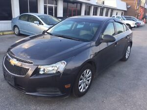 2011Cruze,4cyl,Clean ,Auto,1 owner,Low KM,No accident,ON SALE!!