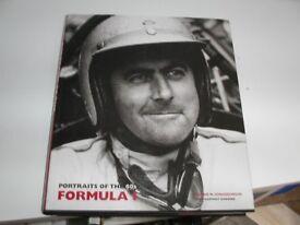 Portraits of the 60's - Formula 1