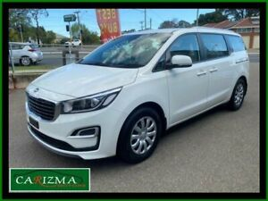 2018 Kia Carnival YP MY18 S White 6 Speed Automatic Wagon Seven Hills Blacktown Area Preview