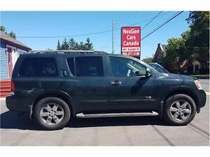 2009 Nissan Armada LE LOADED WITH ALL THE TOYS