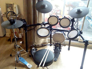 New Yamaha DTX Electric Drums 1 month old