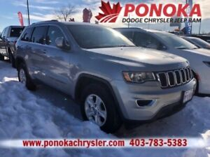 2017 Jeep Grand Cherokee Laredo, 4X4, Backup Camera, Keyless Ent