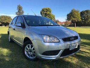 2008 Ford Focus LT CL Silver 4 Speed Sports Automatic Hatchback Somerton Park Holdfast Bay Preview