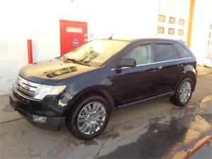 2009 Ford Edge Limited AWD ~ 126,000kms ~ Heated seats ~ $11,900