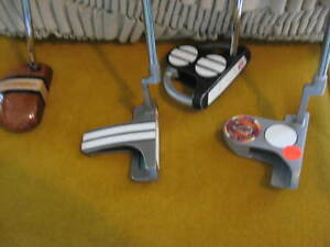 PUTTERS - - - PUTTERS - - - PUTTERS