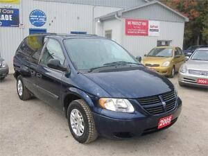 2005 Dodge Caravan|MUST SEE|ONLY 103KM|NO RUST|DVD Kitchener / Waterloo Kitchener Area image 1
