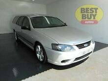 2007 Ford Falcon BF Mk II XT Silver Sports Automatic Wagon Blair Athol Campbelltown Area Preview