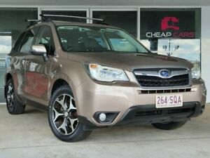 2012 Subaru Forester S4 MY13 2.5i-S Lineartronic AWD Bronze 6 Speed Constant Variable Wagon Brendale Pine Rivers Area Preview
