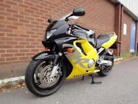 2000 HONDA CBR 600 F Only 6242 MILES IMMACULATE