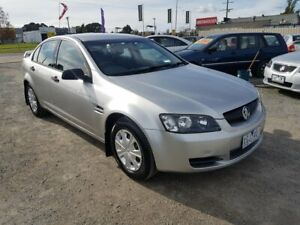 2006 Holden Commodore VE Omega Silver 4 Speed Automatic Sedan Officer Cardinia Area Preview