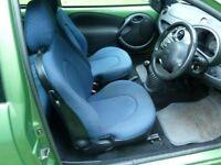 Ford Ka Design