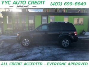 2012 Ford Escape Limited *$99 DOWN EVERYONE APPROVED*