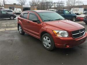 2007 DODGE CALIBER 4 CYLINDRE,A/C,GROUPE ELECTRIQUES