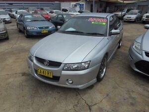 2004 Holden Commodore VZ Silver Sports Automatic Sedan Holroyd Parramatta Area Preview
