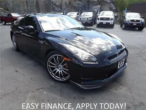 2009 Nissan GT-R AWD!! TWIN TURBO!! PADDLE SHIFT!! NAV!!