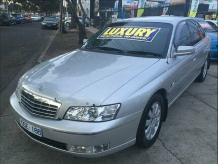 2005 Holden Statesman WL V6 5 Speed Auto Active Select Sedan Footscray Maribyrnong Area Preview