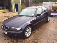 BMW 318i es (spares or repair) £ 400 ono clean car