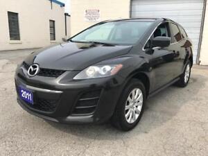2011 Mazda CX-7 GX SUV NO ACCIDENT/ CERTIFIED!!!