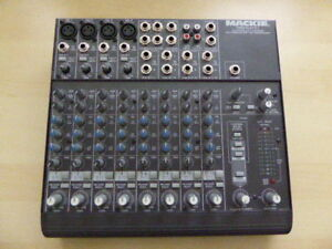 Mackie 1202 VLZ-Pro Mixing Board - mint with box
