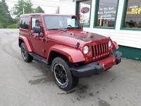 2012 Jeep Wrangler Altitude 6 Speed only $269 bi-weekly!