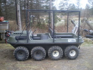 ARGO Conquest 8x8 for sale