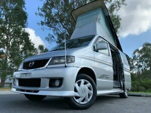 2004 Mazda Bongo FRIENDEE Silver 4 Speed Automatic Wagon Kingston Logan Area Preview