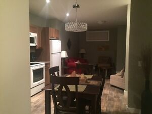 Fully furnised basement suite - Harbour Landing - Nov. 1st