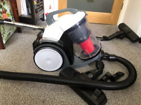 Vacuum cleaner new new John Lewis Brand only 1 year old