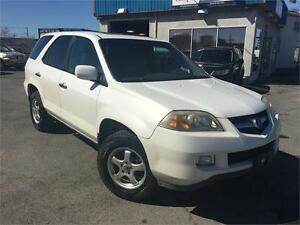 2005 Acura MDX ACURA MDX 2005 AWD 7 PASSAGERS / CUIR / TOIT OUVR