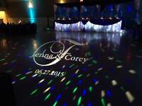 Custom Wedding Monograms DJ Services Windsor Wedding