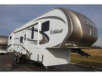 New 2015 Forest River Wildcat 312 BHX Fifth Wheels