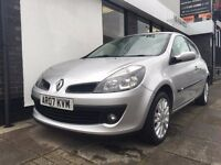 Renault Clio 1.2 TCe 16v Dynamique SX 3dr FULL RENAULT SERVICE HISTORY
