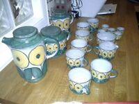 German Vintage Breakfast Set