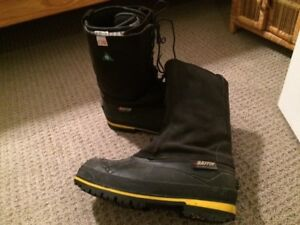 Men's Winter Safety Boots-size 10