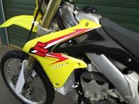 SUZUKI RMX 450 Z 2012 L2 EFI ENDURO MOTOCROSS ROAD REG'ED OFF ROAD BIKE