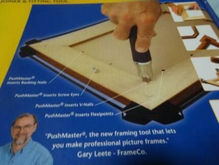 FrameCo Push Master Picture Frame Joiner Kit
