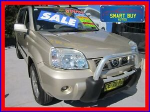 2004 Nissan X-Trail T30 MY04 ST-X Special Edition (4x4) Gold 4 Speed Automatic Wagon Greenacre Bankstown Area Preview